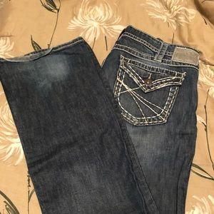 Silver Jeans size 32x35